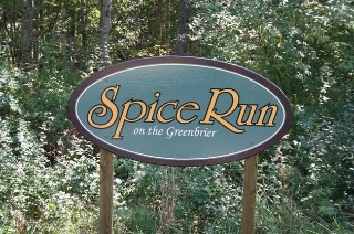 253_Spice Run Sign