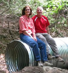 Glenn Freeman & Susan Mitchell