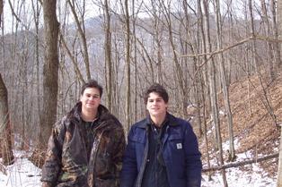 James & Jesse Arwood