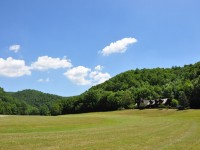PEACEFUL VALLEY ON BLUESTONE RIVER - HOME & 229 +/- ACRES