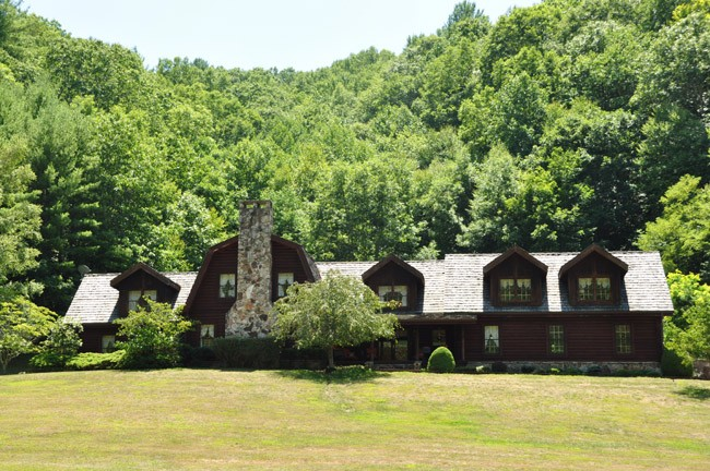Foxfire Realty Peaceful Valley On Bluestone River Home