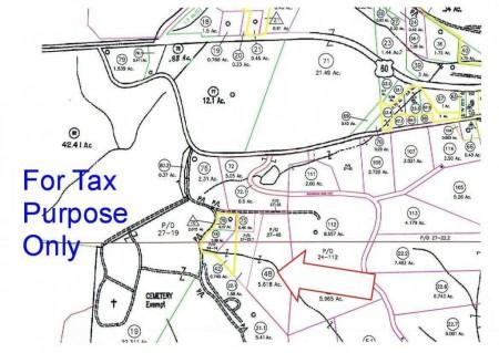 278_Allen - Deerfield lot - Tax Map_orig