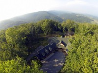 FALCON NEST - HOME & 5.6 ACRES - LEWISBURG, WV