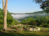 STONECLIFF RETREAT - TALCOTT, WV --  LAND SOLD, HOME AND ACREAGE STILL AVAILABLE!