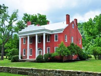 1824 ELMHURST HISTORIC HOME - 24 +/- ACRES, LEWISBURG, WV