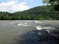 GREENBRIER RIVER LOT – 2.01 ACRES +/-