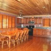 135_R_-_Ponderosa_Cabin_kitchen_and_dining_area