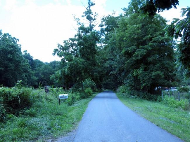 west virginia creek Lick