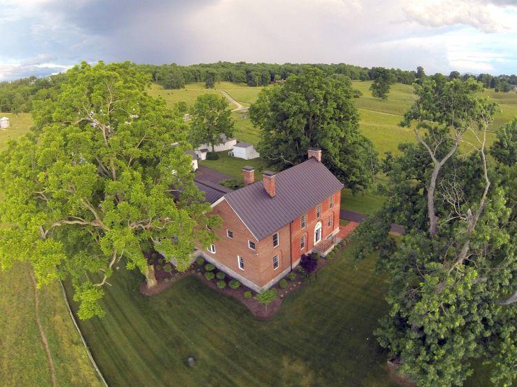 Foxfire Realty Historic Arbuckle Ii Home Amp Estate