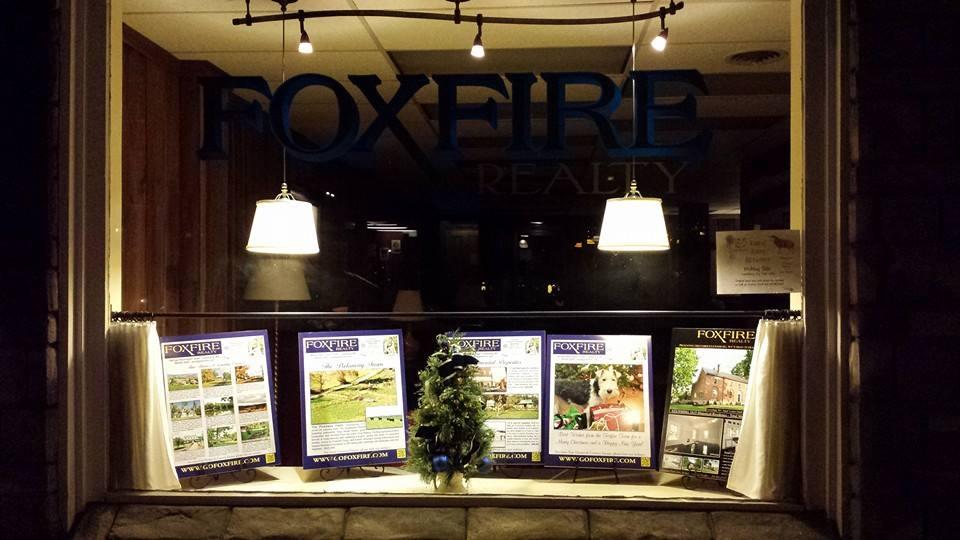 Foxfire Realty Night Lights At Foxfire Foxfire Realty