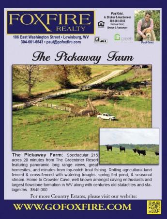 Pickaway December Ad