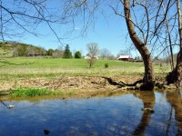 HEADWATERS FARM ON INDIAN CREEK – 17+/- ACRES