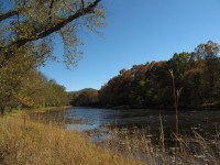 RORER ISLAND on the GREENBRIER RIVER - 4+/- ACRES