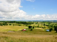 HIGHLAND GREEN FARM - 100 +/- ACRES