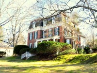 WITHROW-BURKE HOUSE - 208 NORTH LEE ST. LEWISBURG