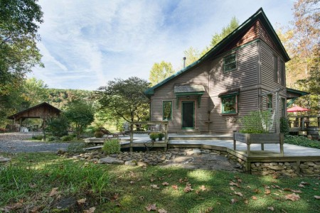 Hans Creek Haus on the Narrows Tour 003