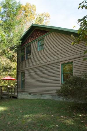Hans Creek Haus on the Narrows Tour 015