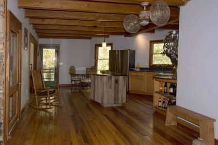 Hans Creek Haus on the Narrows Tour 038