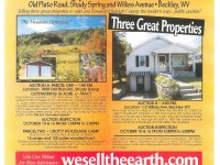 AUCTION - Estate of Lawrence W. Meadows - Three Properties