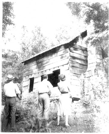 Original Log Home