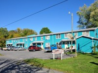 APARTMENT BUILDING – 230 DAVIS STREET, ALDERSON, WV