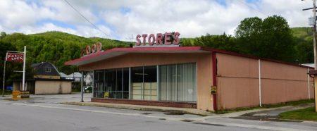 916 3rd Ave. Marlinton, WV former Fas Chek Supermarket