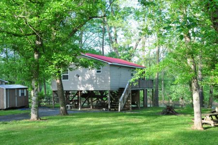 Kitty's Cabin on the Greenbrier 001