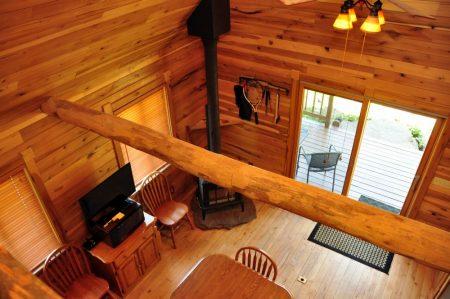 Big Bend Cottage Tour 043