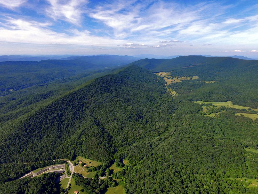 NINE SPRINGS FARM – 352 ACRES +/- Craig County, Virginia - Foxfire